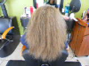 Before the Brazilian Keratin Treatment